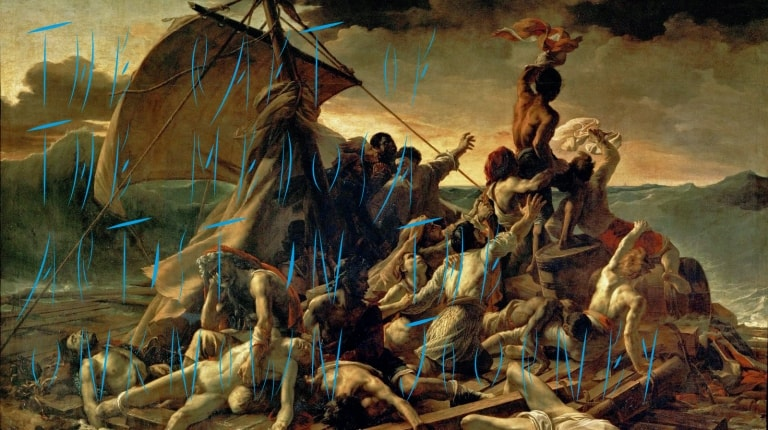 The Raft of the Medusa - Artist in the Unknown Journey
